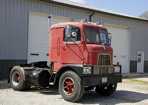 1960 Mack H-67 COE