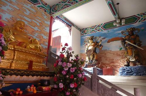 Guizhou13-Zunyi Temple Xiangshan (5)