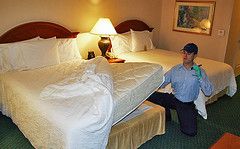 Bed Bugs Infesting Your San Francisco Bay Area Hotel?