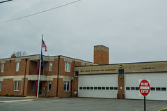 Dunn Loring Fire Station