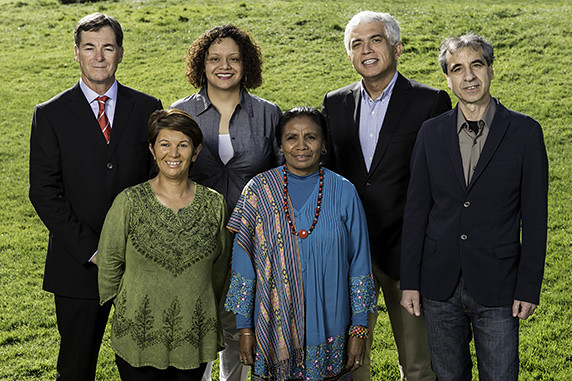 2013 Goldman Prize winners