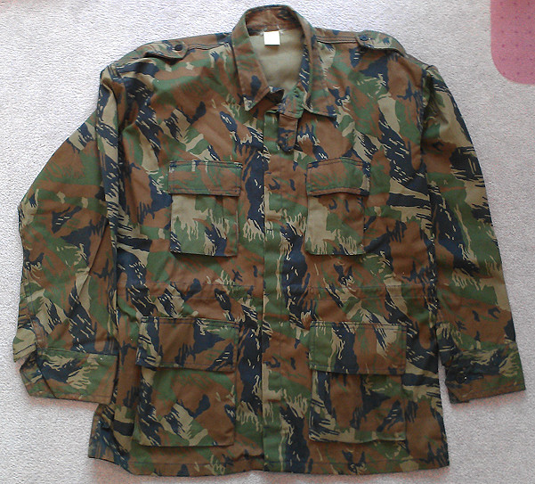 Brazilian Marines Jacket 8667717083_9b33f055aa_z