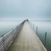 Altnau pier by C E B A
