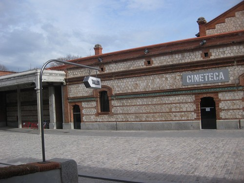 Cineteca Matadero
