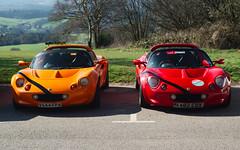 Lotus Elise S1 (x2)