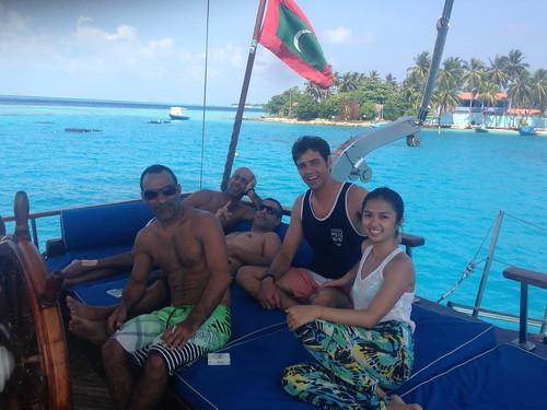 Adi's Maldivian Adventure11