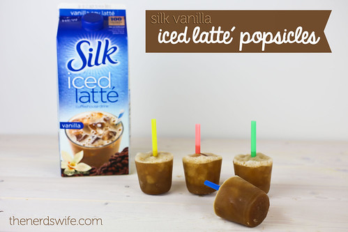 Silk Iced Latte Title