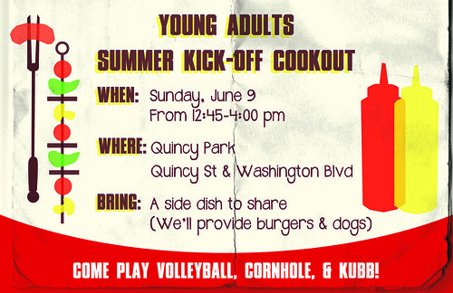 Kick Off Cookout