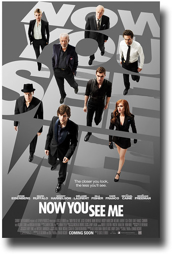 Buy Now You See Me Posters Movie For Sale