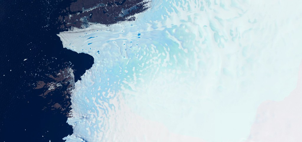 Antarctica Updated Imagery