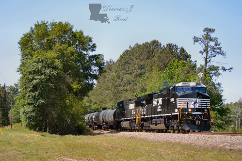 NS 9686 North @ Kinder, LA