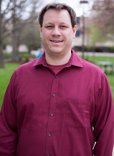 Associate professor and tenure Andrew McFarland