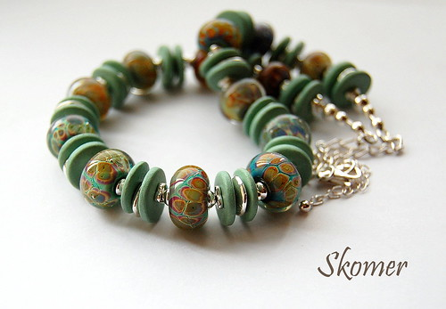 Skomer Necklace by gemwaithnia