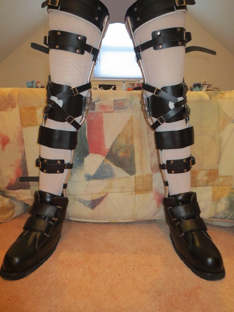 leg braces fetish Medical