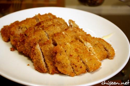 Cheese Pork Cutlet