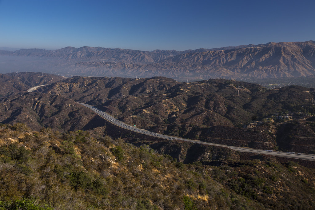 I-210 near Tujunga