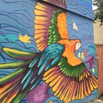 Tochan mural