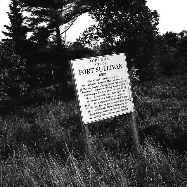 Project:1812 - Fort Sullivan