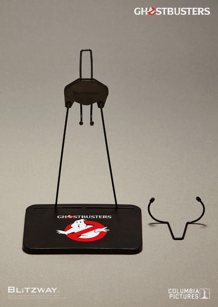 Blitzway - 1984《魔鬼剋星》1/6 比例 溫斯頓·雷德莫爾 蒐藏級人偶 Ghostbusters 1984 Winston Zeddemore