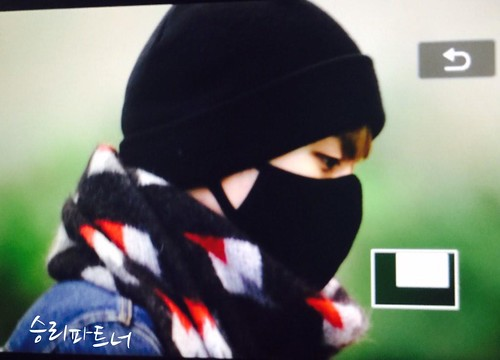 Big Bang - Gimpo Airport - 15jan2015 - Seung Ri - Partnervi - 03