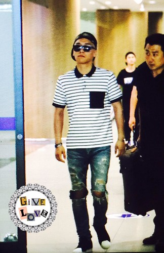 Big Bang - Incheon Airport - 01jun2016 - GiVe_LOVE8890 - 06