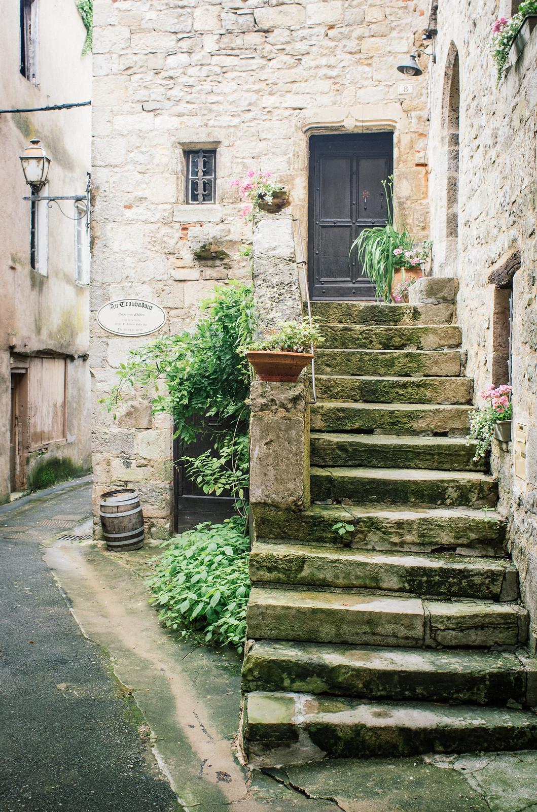 Randonnée dans les gorges de l'Aveyron sur le GR46 - Saint Antonin Noble Val