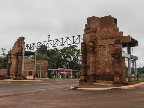 San Ignacio Mini: les ruines de la mission jésuite