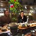 M Yen et sa femme dans son stuido de céladon à Longquan