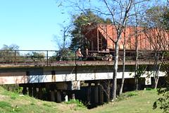 BNSF Railroad Bridge over Mustang Bayou, Alvin, Texas 1212181141