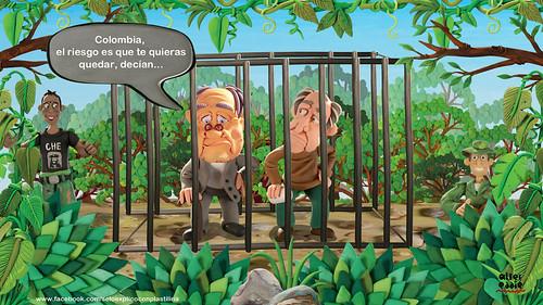 Que los liberen los del ejército de liberación by alter eddie