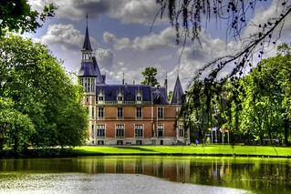 België (Belgique) - Kasteel d'Aertrycke