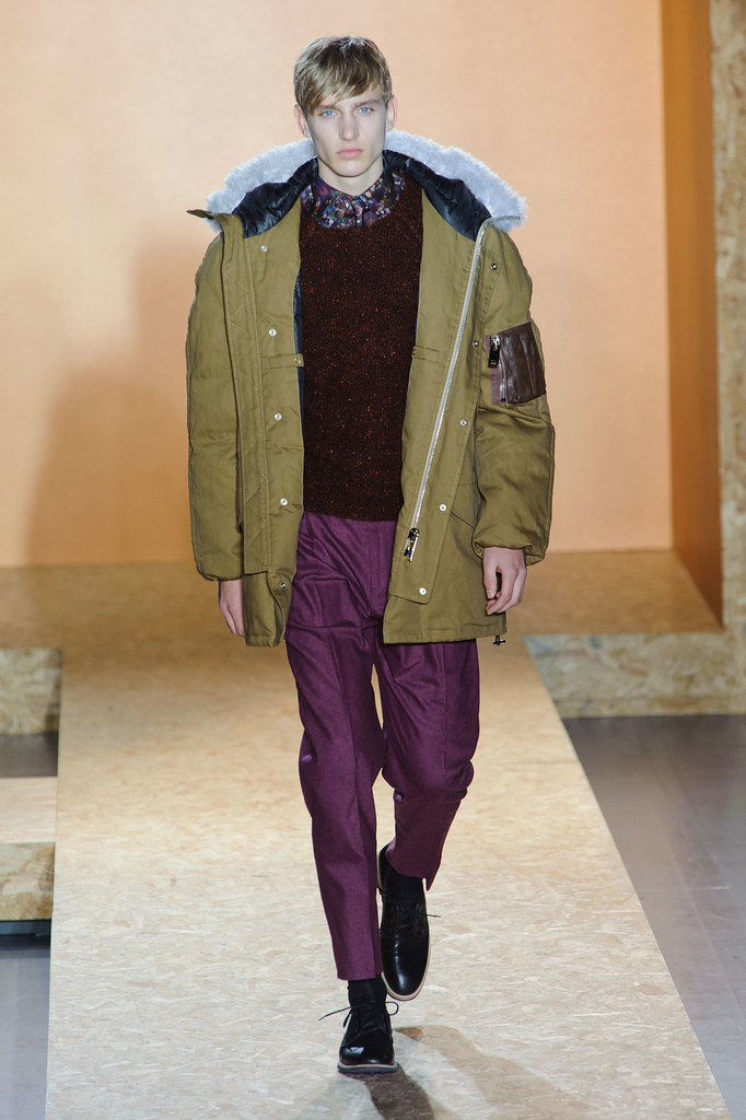 Jeroen Smits3011_FW13 Paris Paul Smith(fashionising.com)
