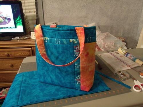Naples bag - front