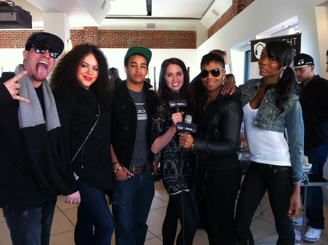 Nuthin Under A Million , Traci Stumpf, The Firm LA, Grammys Gifting