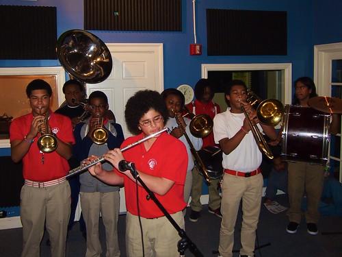 Cuttin Class - Red Wolf Brass Band