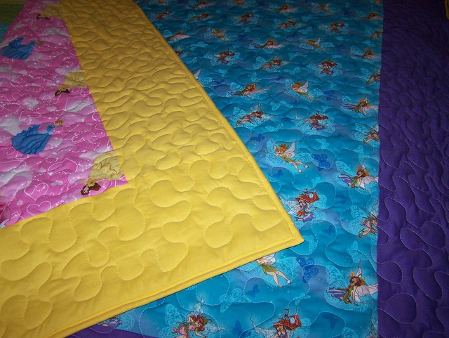 Princess Mermaid Quilt