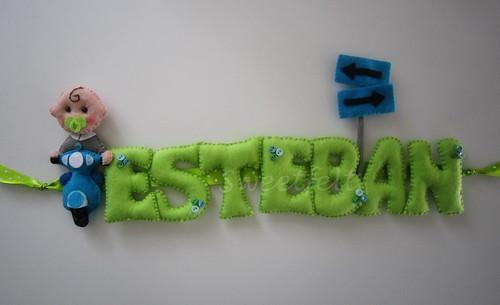 ♥♥♥ Esteban ... by sweetfelt \ ideias em feltro