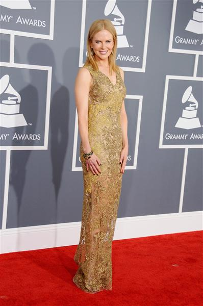 Nicole Kidman- Grammy's