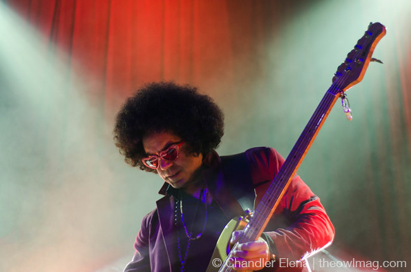 Materialized @ the Fillmore, SF 2/9/13