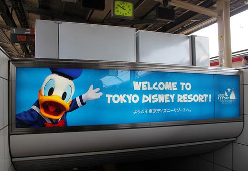 Welcome to Tokyo Disney Resort!
