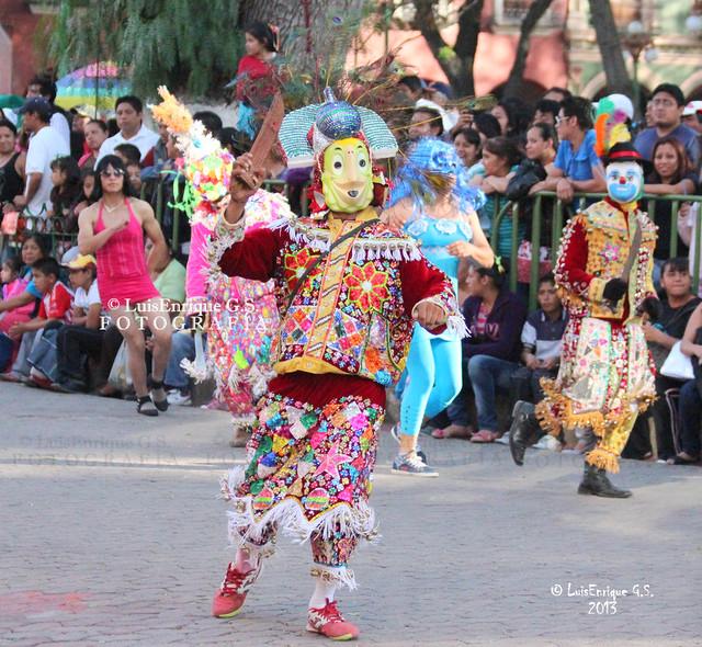 Carnaval Tlaxcala 2013 - Camada de San Pedro Ecatepec - Tlaxcala - México
