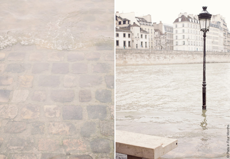 The Seine by Carin Olsson (Paris in Four Months)