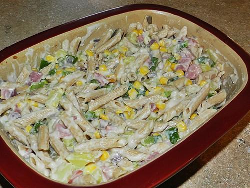 Corn Chowder Mac N Cheese (5)