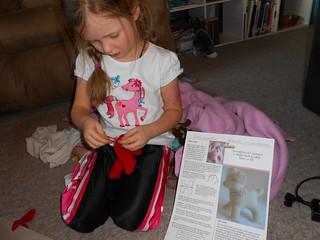 Hand Sewing 2- Lambkin (2)