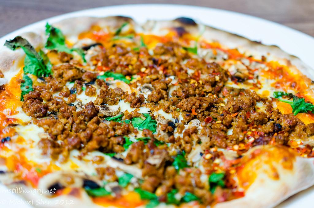 GPO Pizza By Wood Salsiccia
