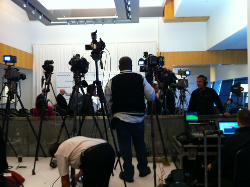 American Airlines US Airways Press Conference
