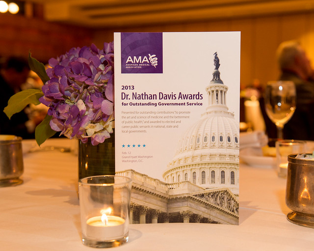 Header of American Medical Association