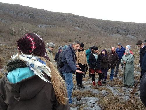 Burren Walk with Brendan Dunford