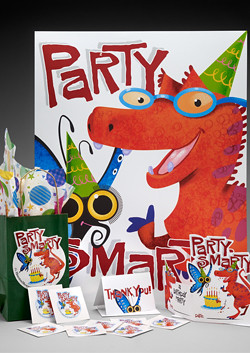 Party like a Smarty with HMNS!