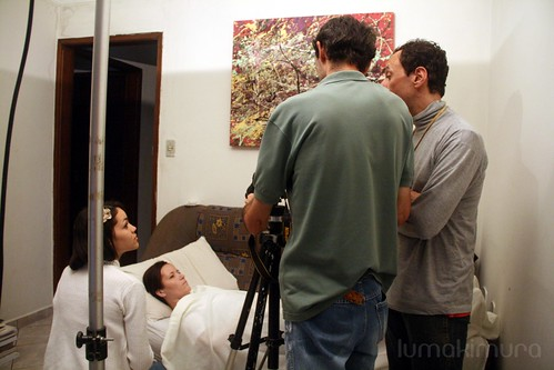 "Making of ""Malivy - A Lenda de Matilde"""